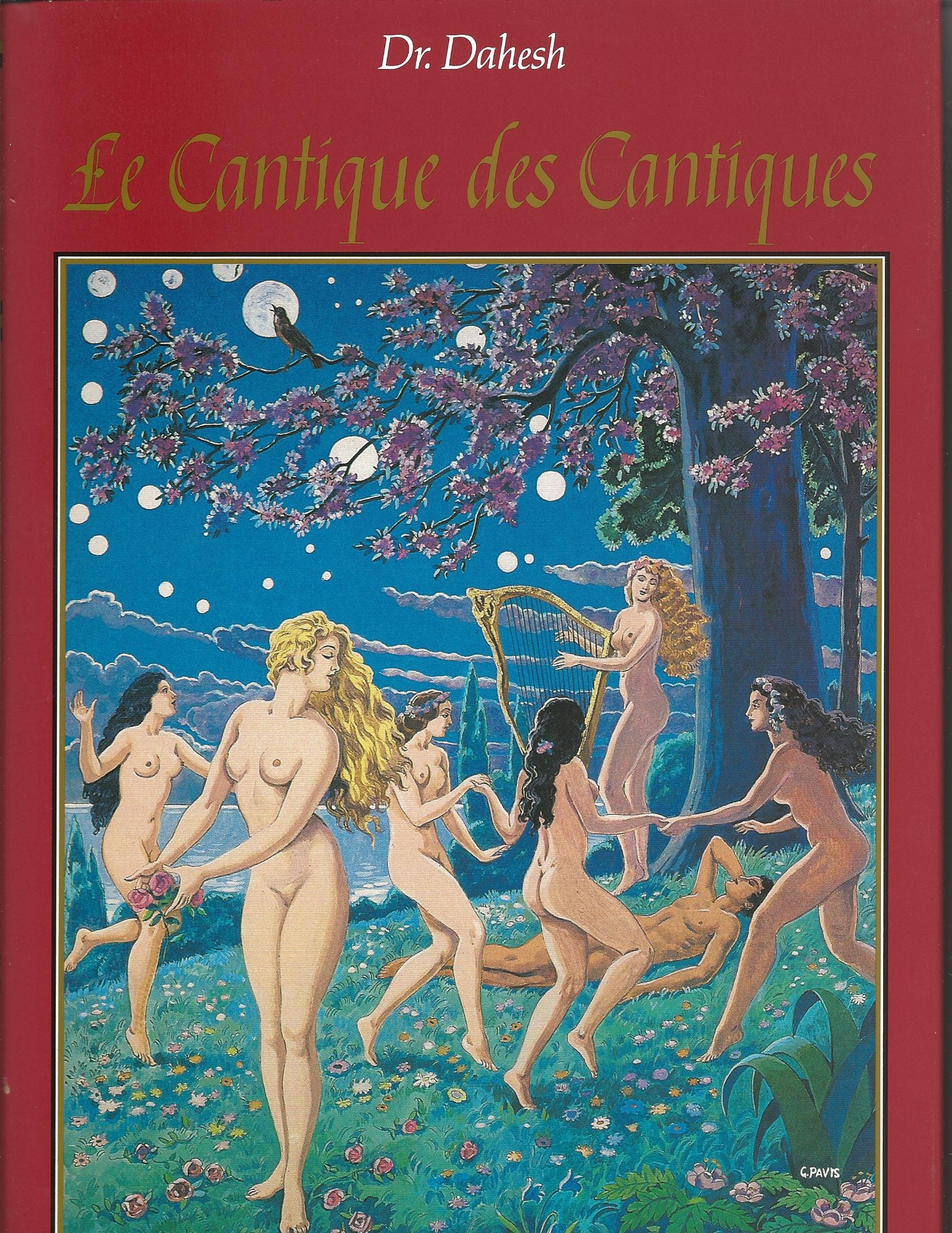 The Song of Songs - French Version (Le Cantique des Cantiques)